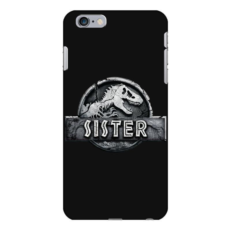best loved 7d38b 07642 Jurassic Park Family Matching Sister Iphone 6 Plus/6s Plus Case. By  Artistshot