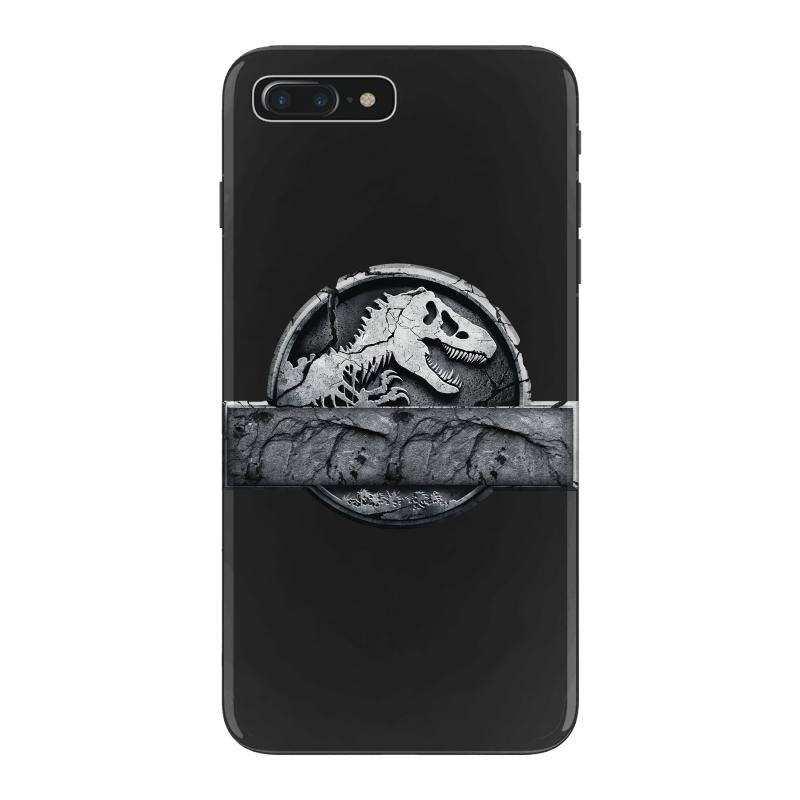 Jurassic Park Family Matching Custom Text Area (blank) Iphone 7 Plus Case   By Artistshot