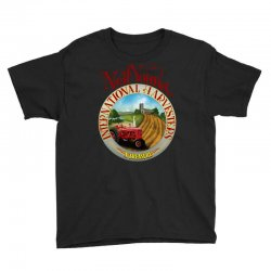 neil young harvesters Youth Tee | Artistshot