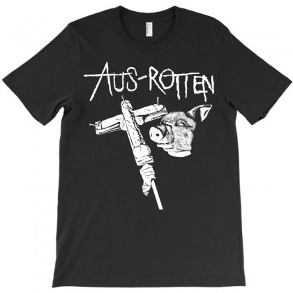 Aus Rotten T-shirt Designed By Shoptee