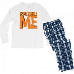 Deprolabe Me Men's Long Sleeve Pajama Set | Artistshot