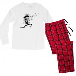 Zombie Music Men's Long Sleeve Pajama Set | Artistshot