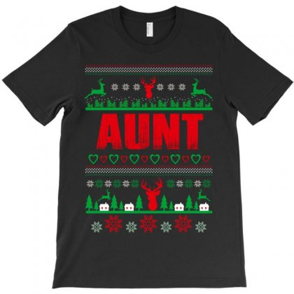 Aunt T-shirt Designed By Wizarts