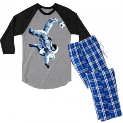 """buzz aldrin"" always sounded like a sports name Men's 3/4 Sleeve Pajama Set 