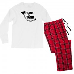 frank the tank Men's Long Sleeve Pajama Set | Artistshot