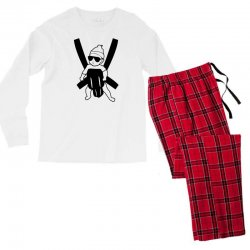 hangover baby Men's Long Sleeve Pajama Set | Artistshot
