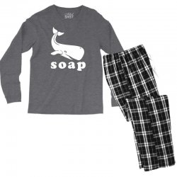 soap Men's Long Sleeve Pajama Set | Artistshot