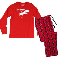 turtle head Men's Long Sleeve Pajama Set | Artistshot