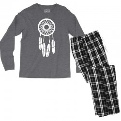 dreamcatcher Men's Long Sleeve Pajama Set | Artistshot