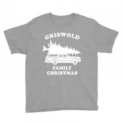 grisworld family christmas Youth Tee | Artistshot
