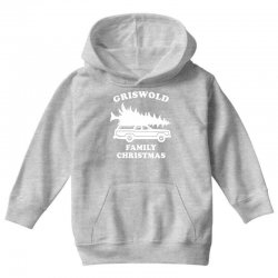 grisworld family christmas Youth Hoodie | Artistshot