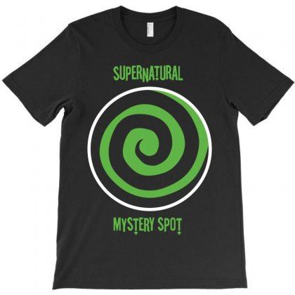 Supernatural Spot T-shirt Designed By Luisother