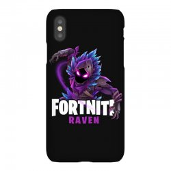 fortnite raven iPhoneX Case | Artistshot