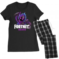fortnite raven Women's Pajamas Set | Artistshot