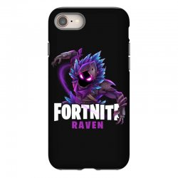fortnite raven iPhone 8 Case | Artistshot