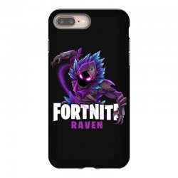 fortnite raven iPhone 8 Plus Case | Artistshot