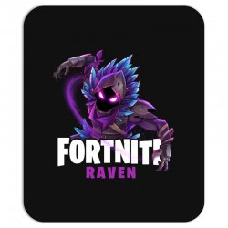 fortnite raven Mousepad | Artistshot