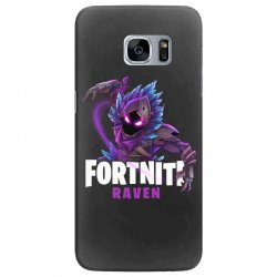 fortnite raven Samsung Galaxy S7 Edge Case | Artistshot