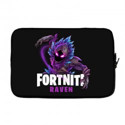 fortnite raven Laptop sleeve | Artistshot
