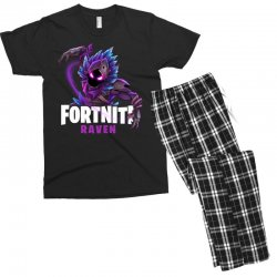 fortnite raven Men's T-shirt Pajama Set | Artistshot