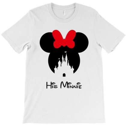 His Minnie T-shirt Designed By Killakam