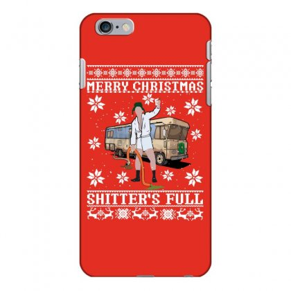 Merry Christmas Shitters Full Christmas Ugly Iphone 6 Plus/6s Plus Case Designed By Sengul