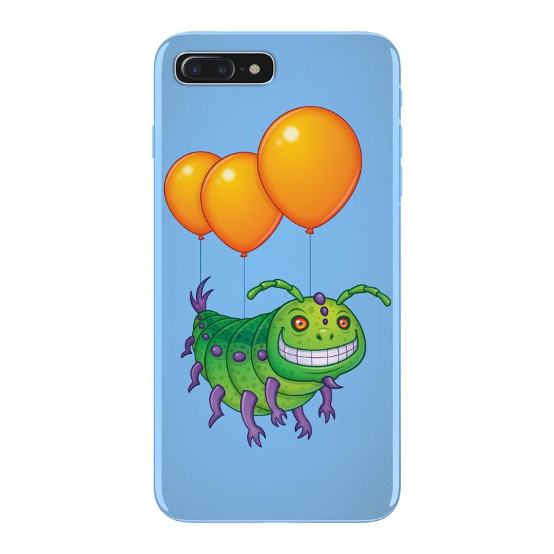 huge selection of ca81f 57415 Impatient Caterpillar Iphone 7 Plus Case. By Artistshot