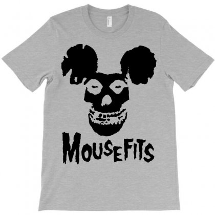 Mouse Fits T-shirt Designed By Tshiart