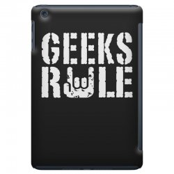 geeks rule iPad Mini | Artistshot