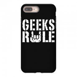 geeks rule iPhone 8 Plus | Artistshot