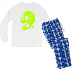Toxic Scream Men's Long Sleeve Pajama Set | Artistshot