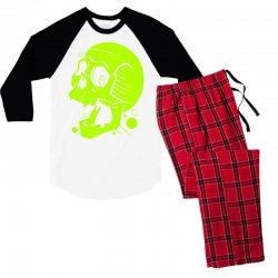 Toxic Scream Men's 3/4 Sleeve Pajama Set | Artistshot
