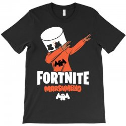 fortnite marshmello new skin T-Shirt | Artistshot