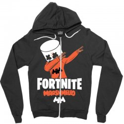 fortnite marshmello new skin Zipper Hoodie | Artistshot
