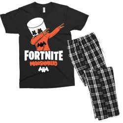 fortnite marshmello new skin Men's T-shirt Pajama Set | Artistshot