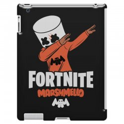 fortnite marshmello new skin iPad 3 and 4 Case | Artistshot