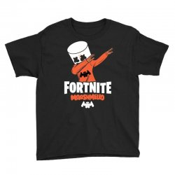 fortnite marshmello new skin Youth Tee | Artistshot