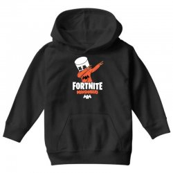 fortnite marshmello new skin Youth Hoodie | Artistshot