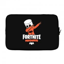 fortnite marshmello new skin Laptop sleeve | Artistshot