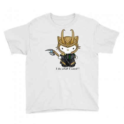 Hello Avengers Youth Tee Designed By Better