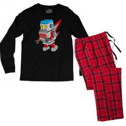 dub politics bot Men's Long Sleeve Pajama Set | Artistshot