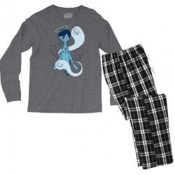 Music Kill Me Men's Long Sleeve Pajama Set | Artistshot
