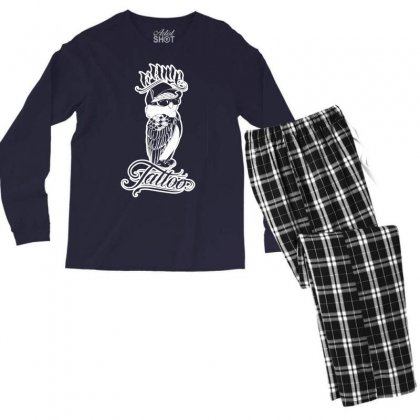 Fame Tattoo Men's Long Sleeve Pajama Set Designed By Specstore