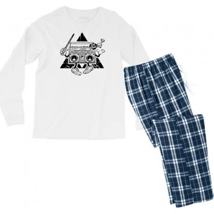 Mad Box Men's Long Sleeve Pajama Set Designed By Specstore