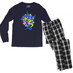 wildstyle Men's Long Sleeve Pajama Set | Artistshot