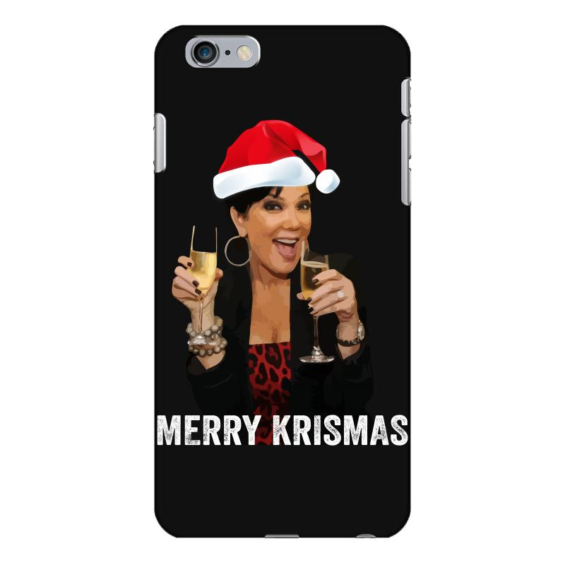 buy popular c4811 63cf1 Merry Krismas Kris Jenner Iphone 6 Plus/6s Plus Case. By Artistshot