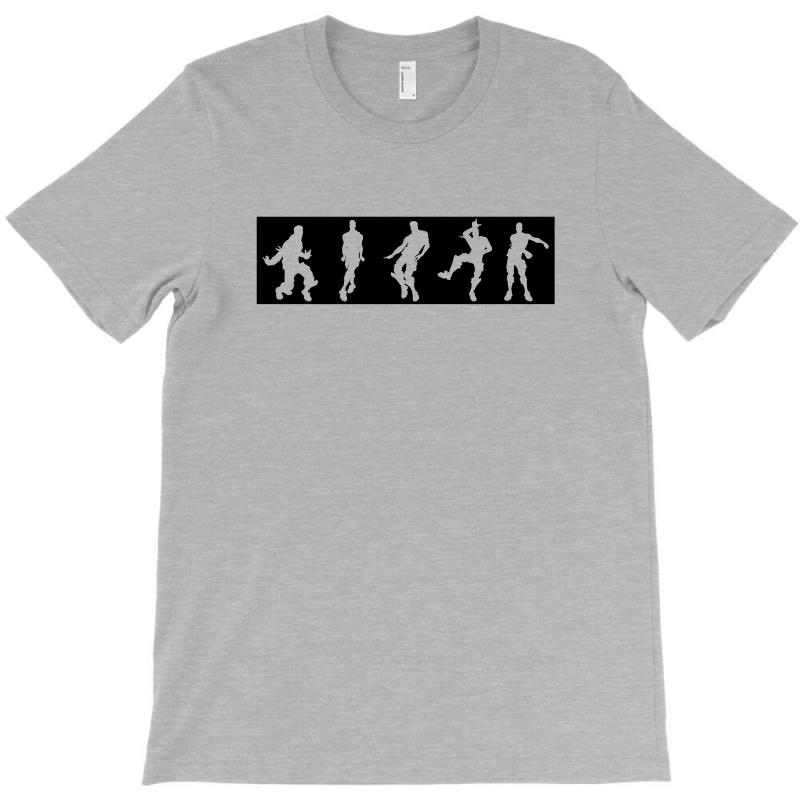dc5779bb79e016 Custom Fortnite Dance Band For Light T-shirt By Sengul - Artistshot