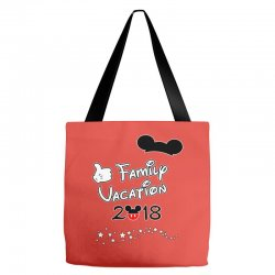 disney mickey family vacation 2018 Tote Bags | Artistshot