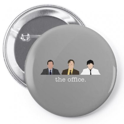 The Office Pin-back Button Designed By Sengul