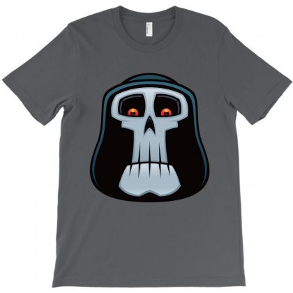 Grim Reaper T-shirt Designed By Fizzgig